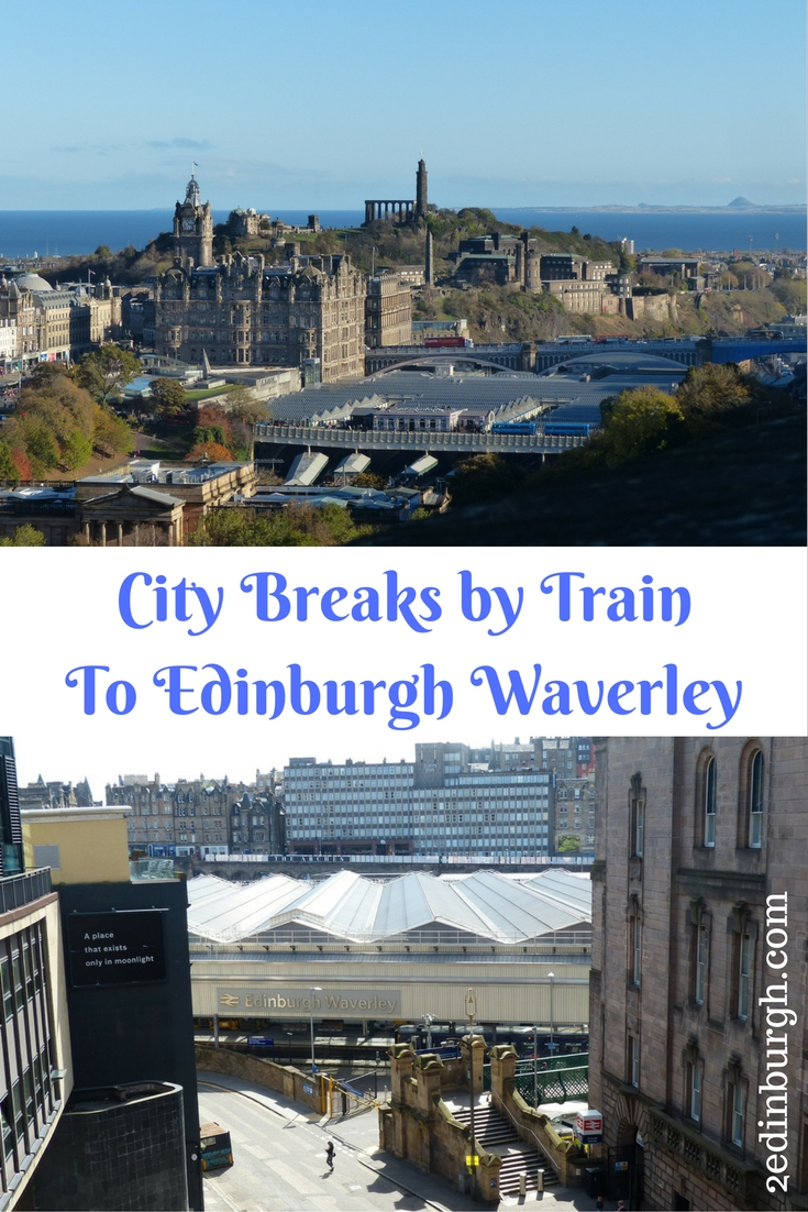 Waverley Station Edinburgh