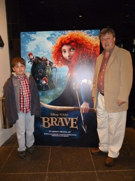 Scottish Premiere of Brave the Movie