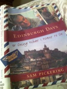 Edinburgh Days - On doing what I want to Do