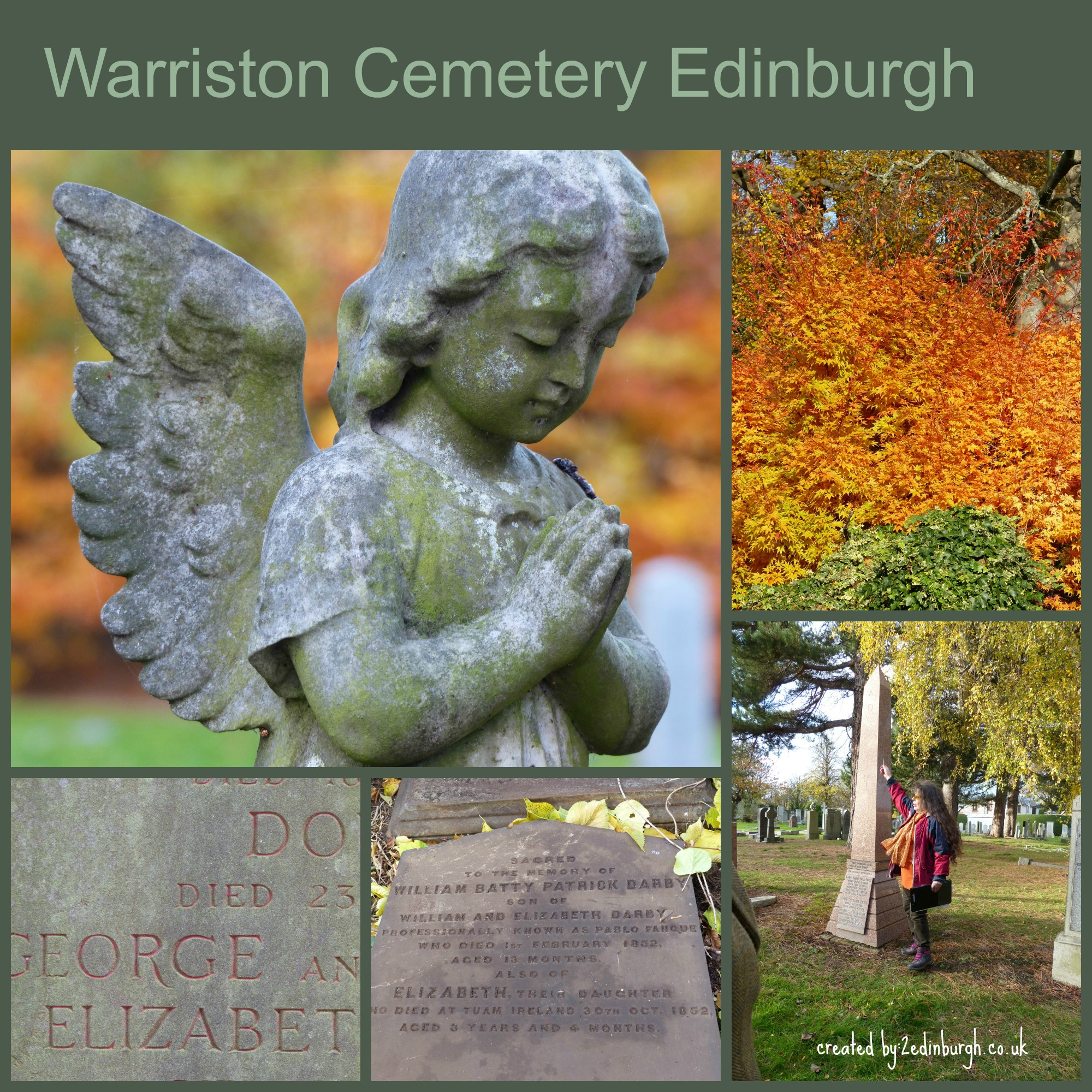 Family tree research in Edinburgh