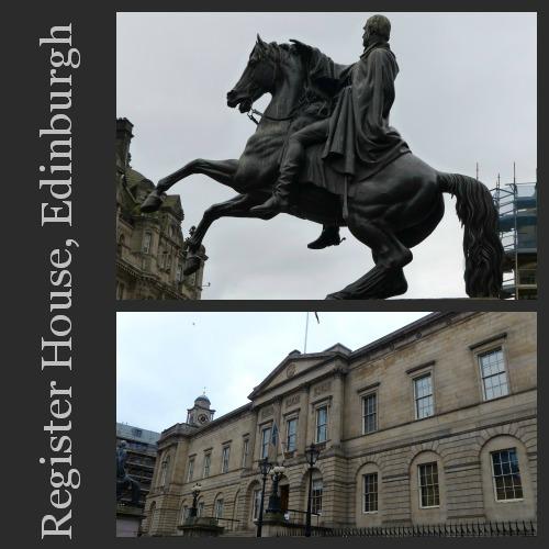 Register House Edinburgh