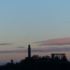 Trip Planning 2016 – Edinburgh