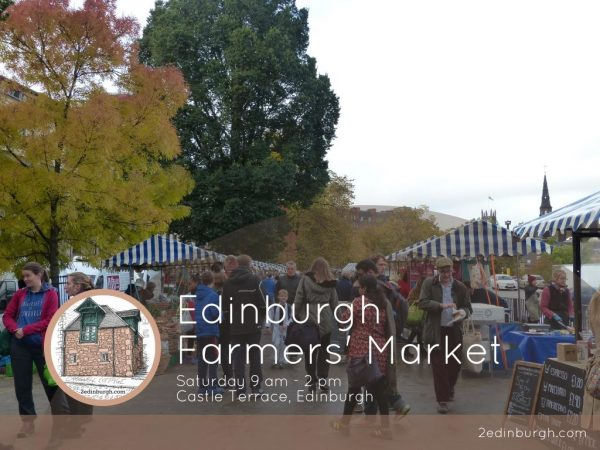 Farmers' Market Edinburgh
