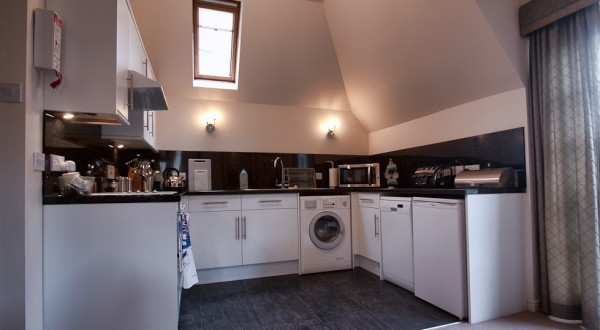 Kitchen of Craigwell Cottage
