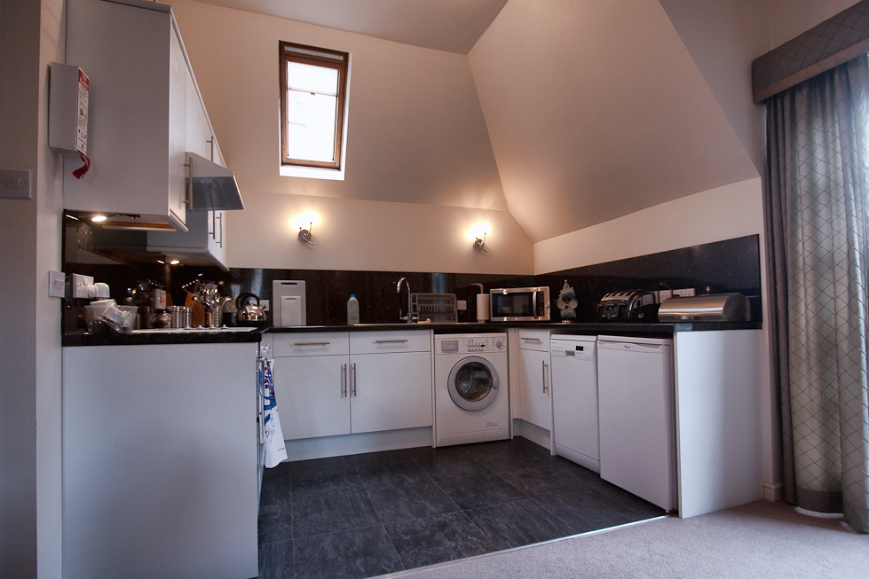 Kitchen of Craigwell Cottage