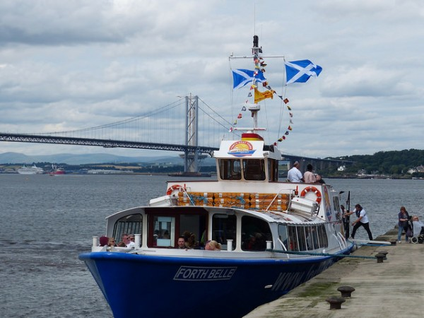 Forth Belle Cruise from South Queensferry