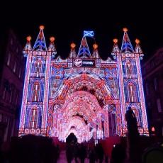Lighting up for Edinburgh's Christmas 2015