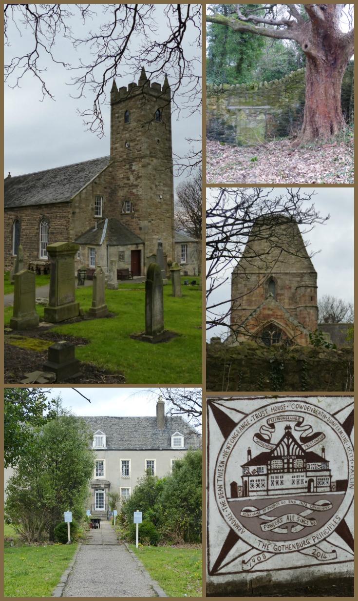 Outlander Exploring East Lothian