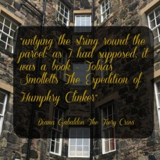 Tobias Smollett – Outlander Connections in Edinburgh