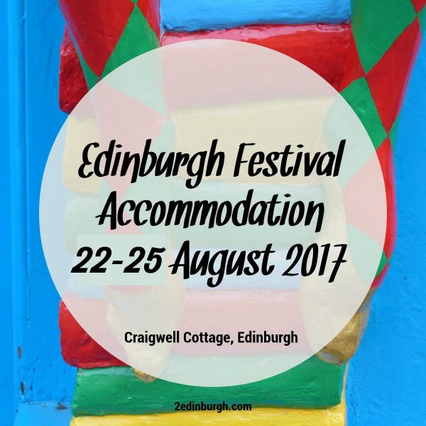 fringe last minute accommodation edinburgh city centre 22 august 2017