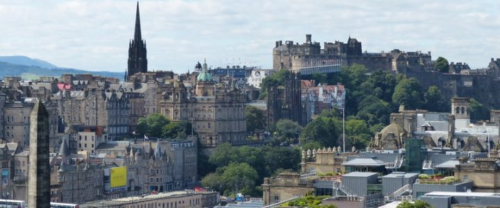 Weekend Break in Edinburgh