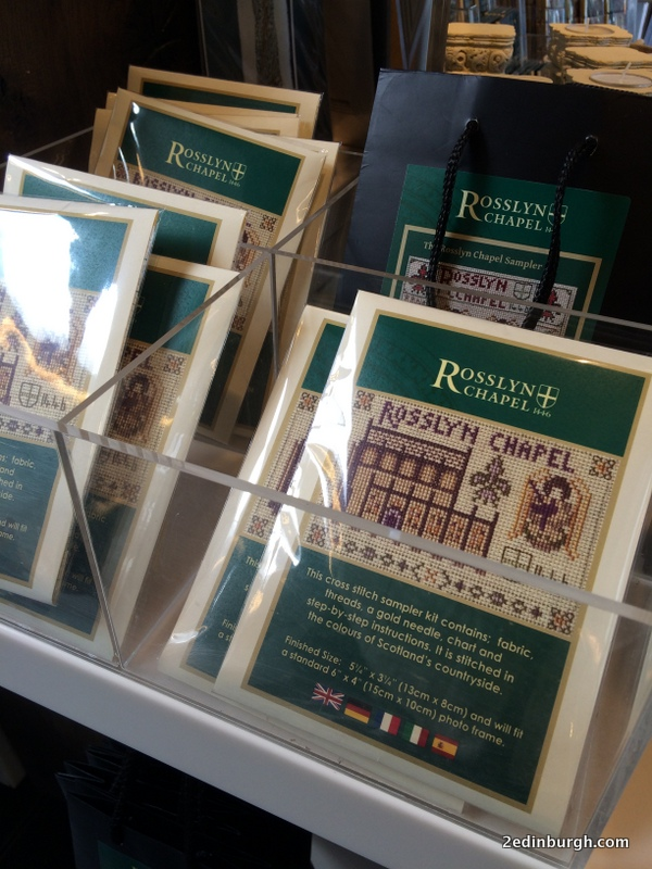Rosslyn Chapel Souvenirs