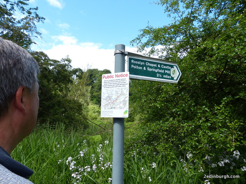 Roslin Glen Walk