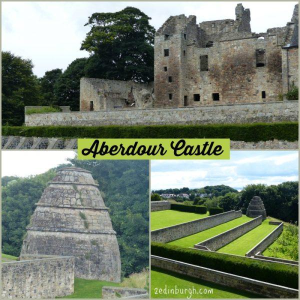 outlander aberdour castle