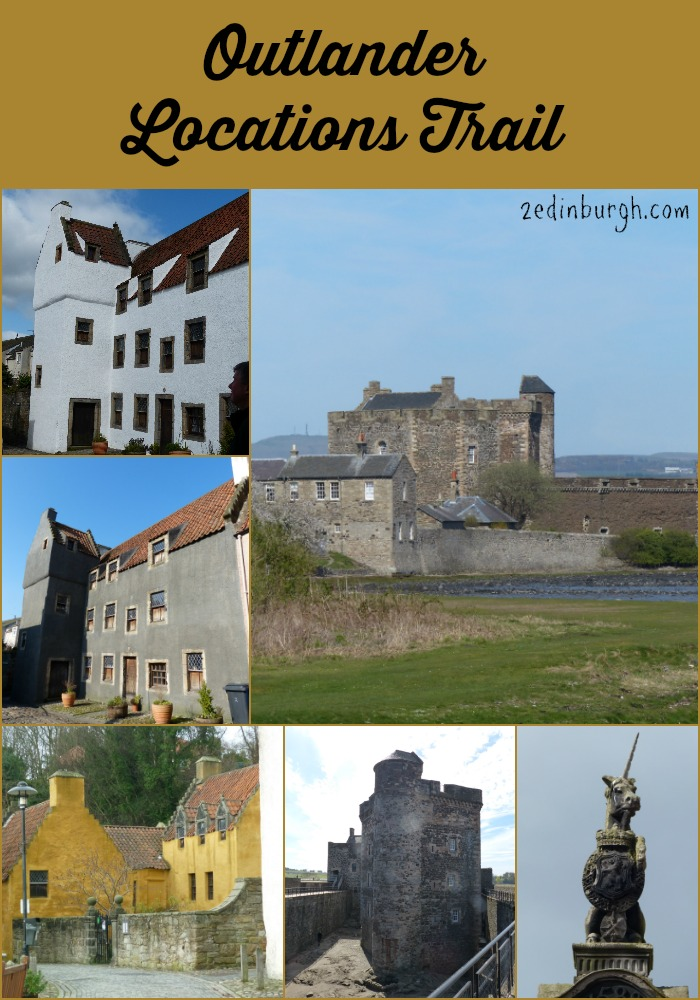Outlander Locations Scotland