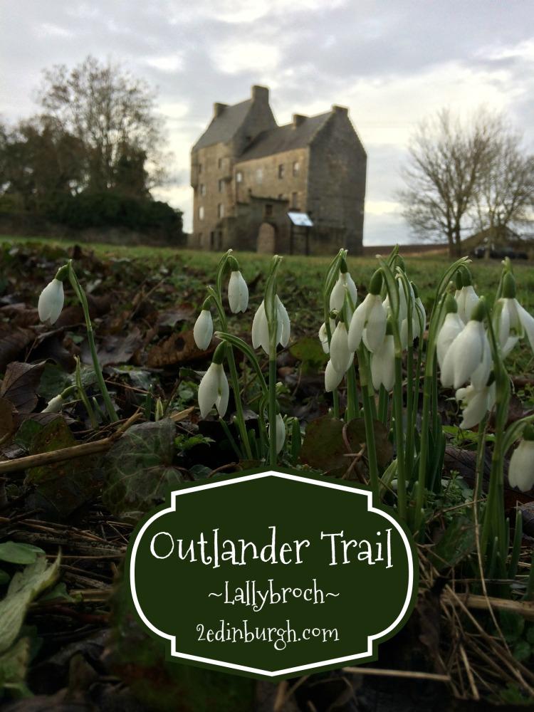 Lallybroch Midhope Castle