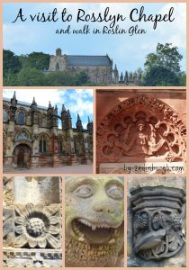 Rosslyn Chapel Roslin Glen