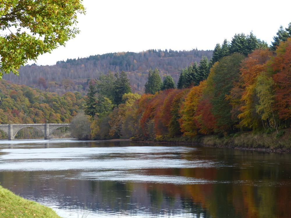 peaceful scenes Dunkeld