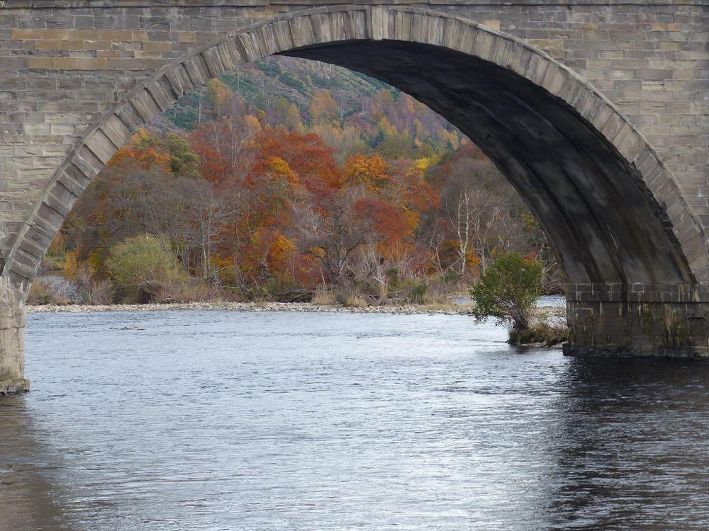 Dunkeld River Tay