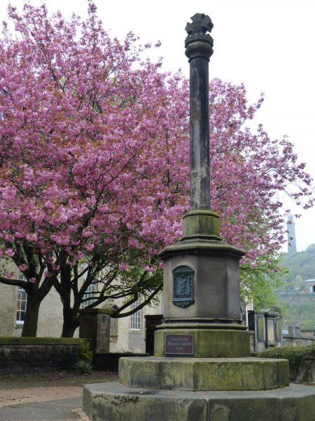 Canongate Mercat Cross