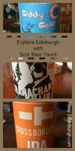 scot beer tours for exploring and tasting beer
