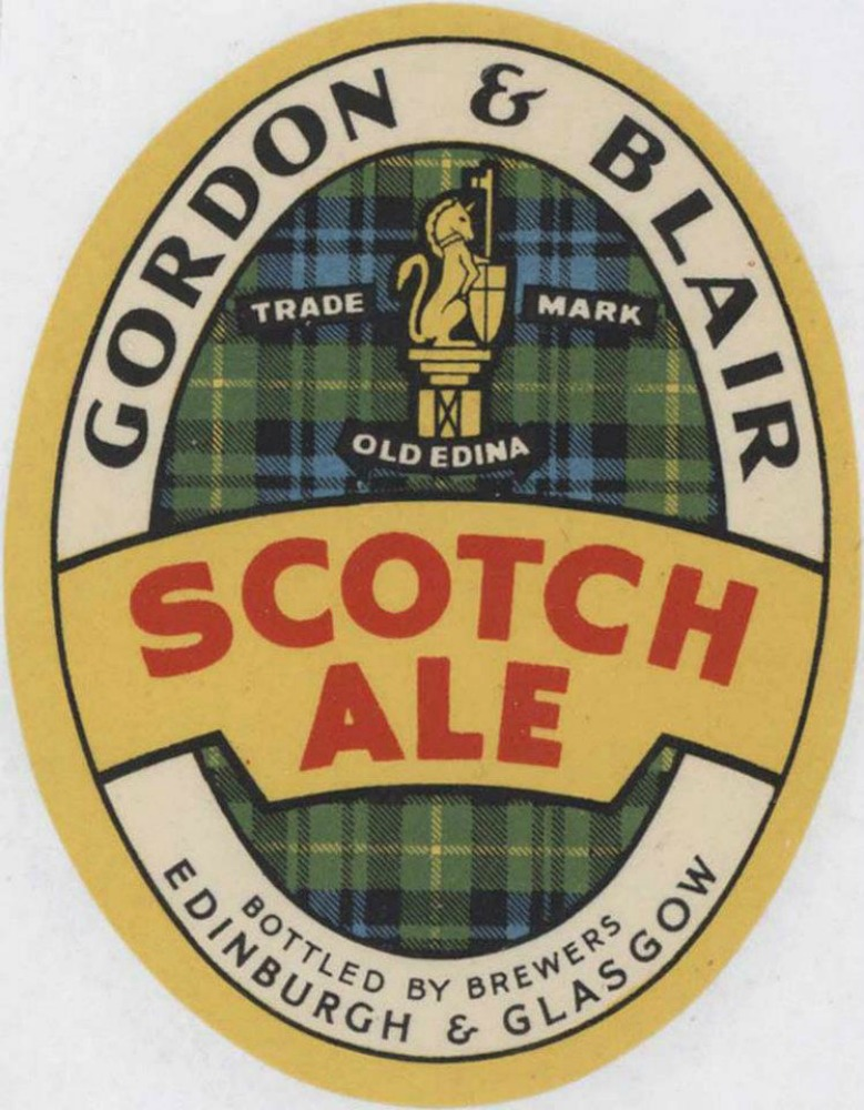gordon blair scotch ale