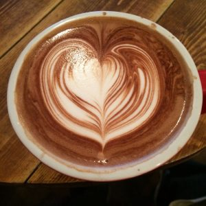 hot chocolate edinburgh january
