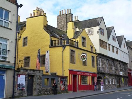 Visit to the Museum of Edinburgh