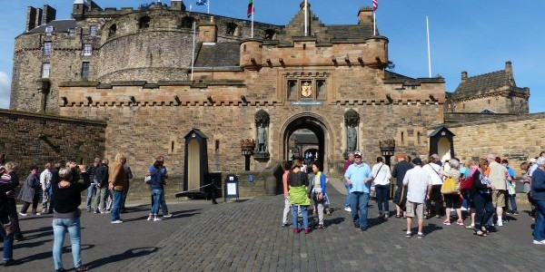 A week in Edinburgh – July