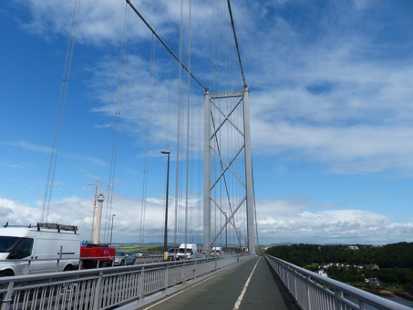 Forth Road Bridge Towers