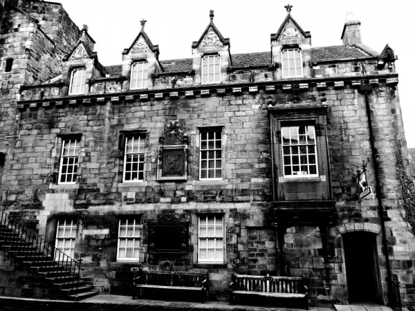 Canongate Tollbooth Edinburgh