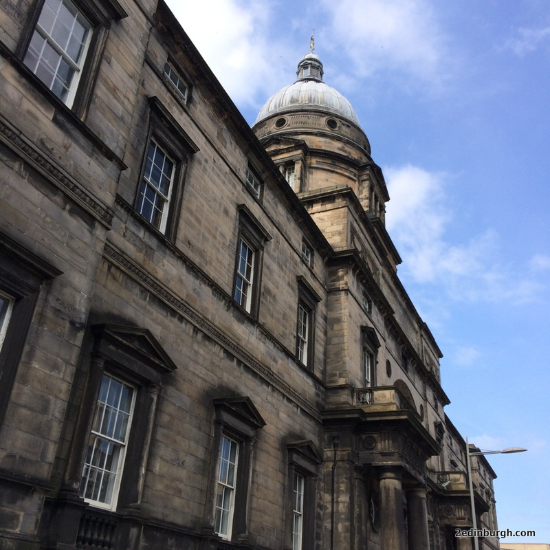 Old College Edinburgh