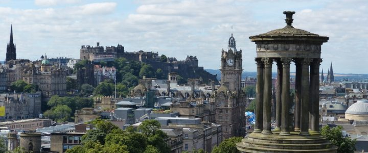 Edinburgh Trip Planning 2019