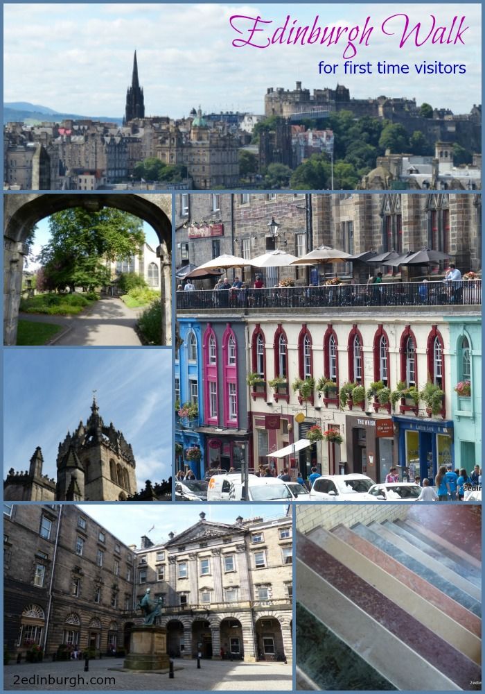 Edinburgh walk by 2edinburgh