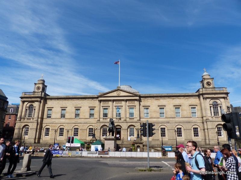 General Register House Edinburgh