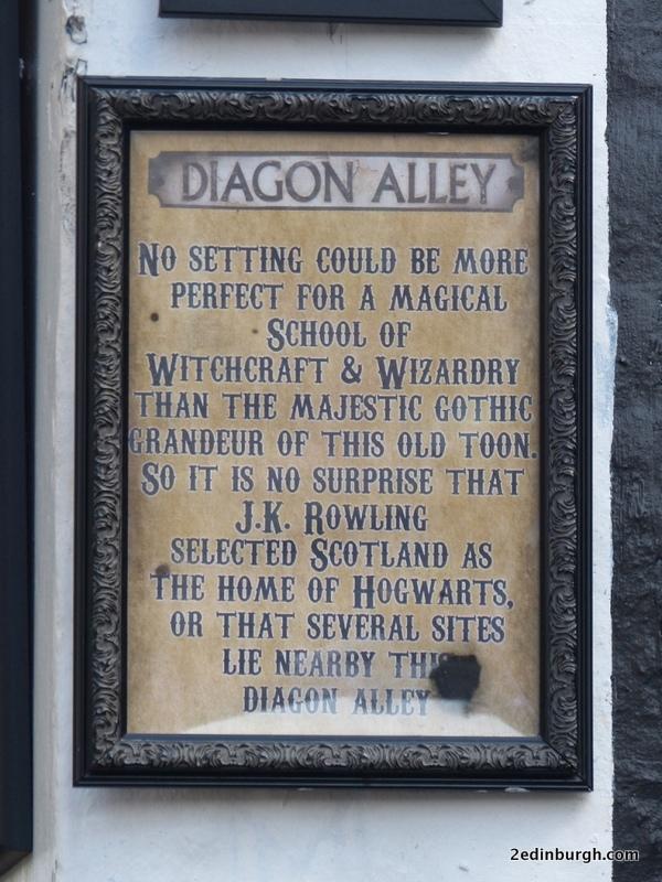 J K Rowling street names