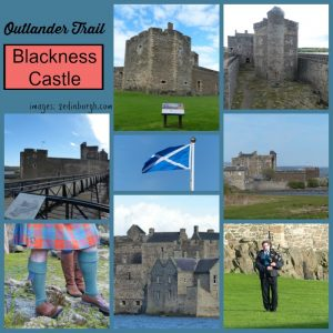 Outlander Trail Blackness Castle