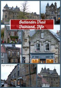 outlander trail falkland inverness