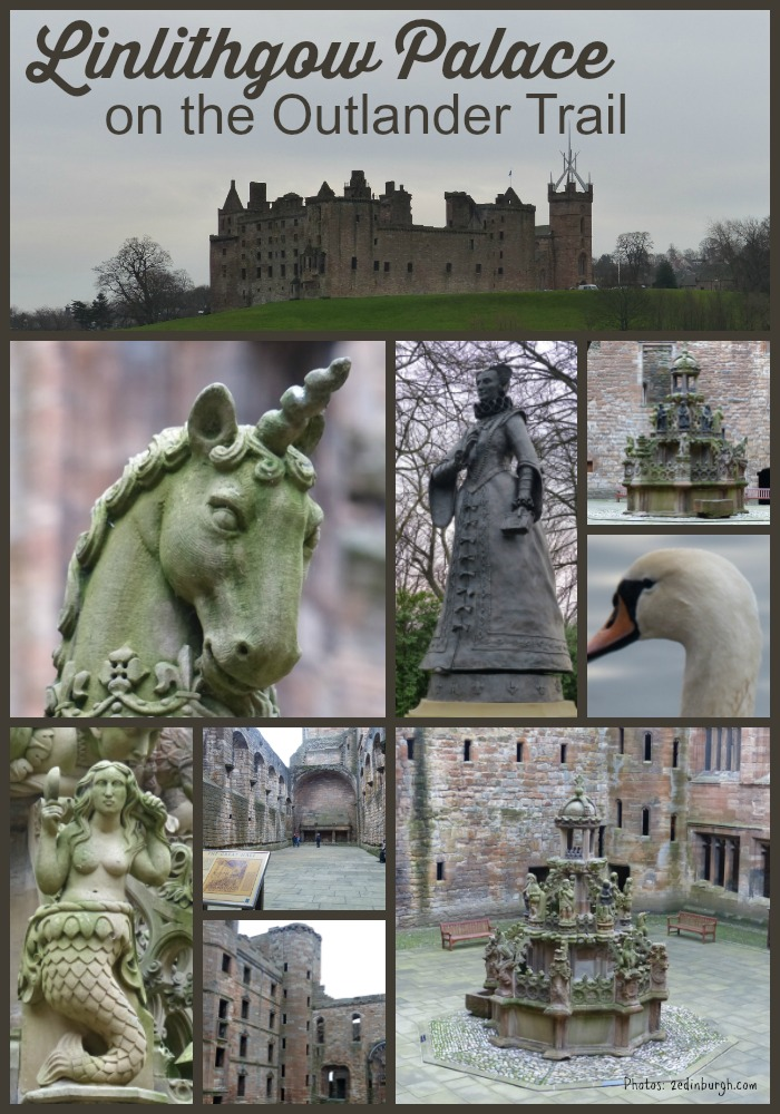 Outlander Trail Linlithgow Palace