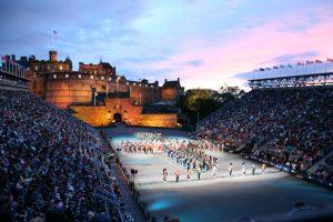 August Edinburgh Festivals