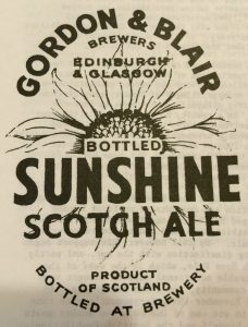 bottled sunshine scotch ale