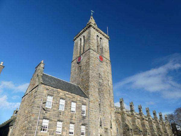 St Salvators Tower